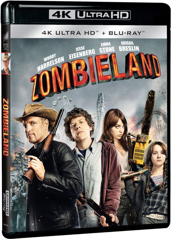 Zombieland (2009) - Film 4K Ultra-HD