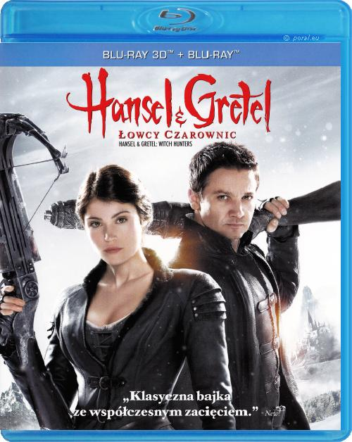 Hansel i Gretel: Łowcy Czarownic 3D | Hansel and Gretel: Witch Hunters 3D (2013)