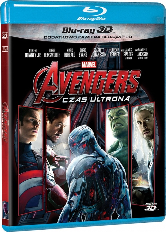 Avengers: Czas Ultrona | The Avengers: Age of Ultron 3D (2015)