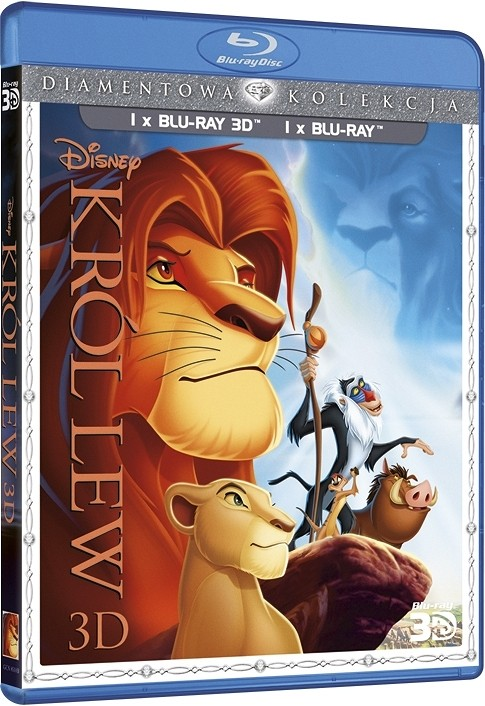 Król Lew 3D | The Lion King 3D (1994)