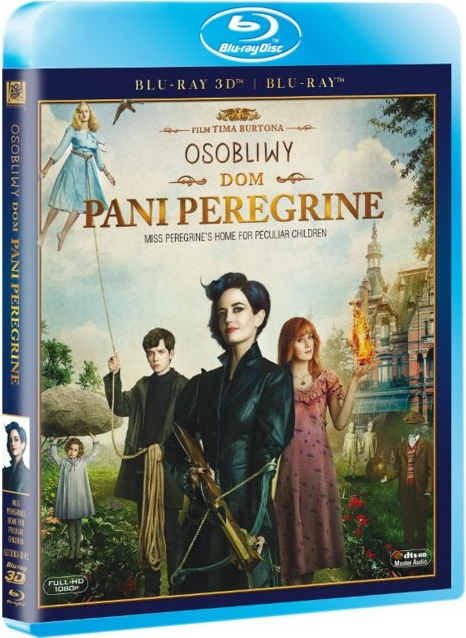 Osobliwy dom Pani Peregrine 3D | Miss Peregrine's Home for Peculiar Children 3D (2016)
