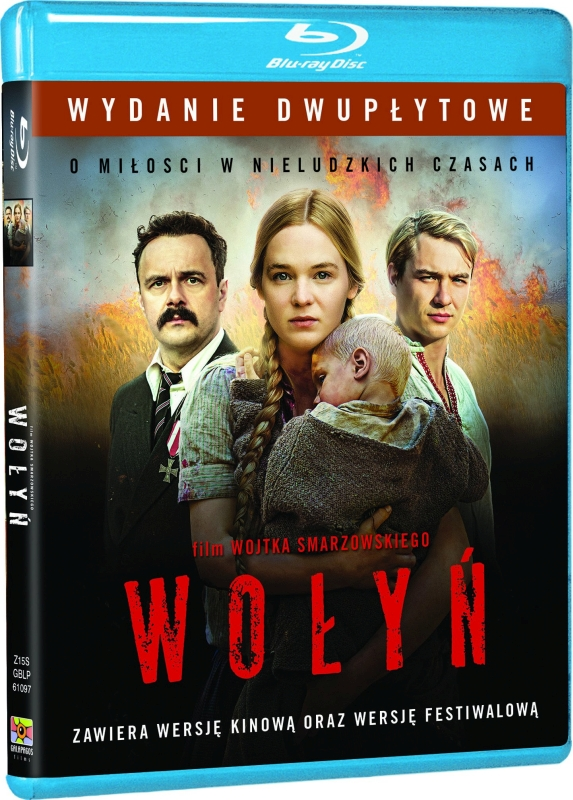 Wołyń (2016) - Film Blu-ray