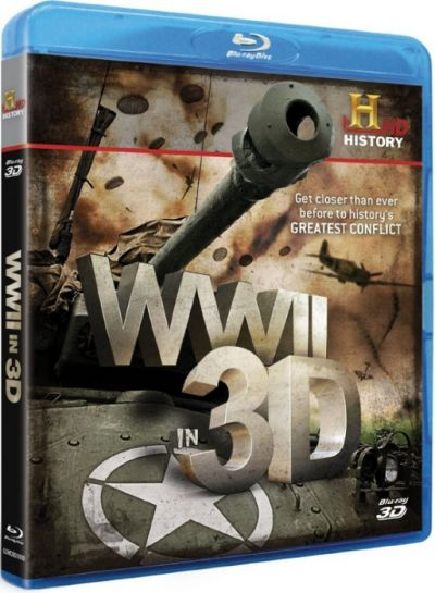 Druga Wojna Światowa w 3D | WWII IN 3D | World War 2 in 3D (2011)