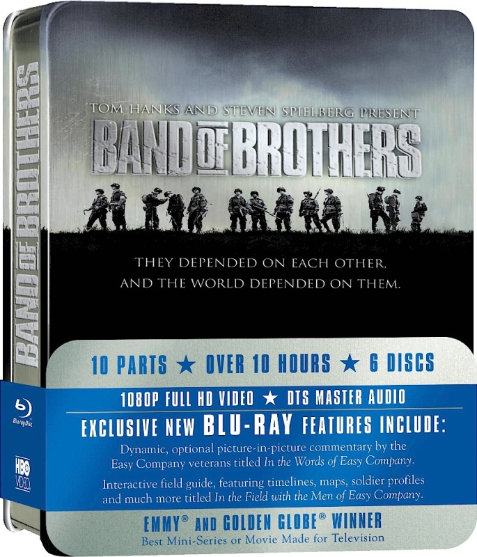 Jimmy fallon band of brothers