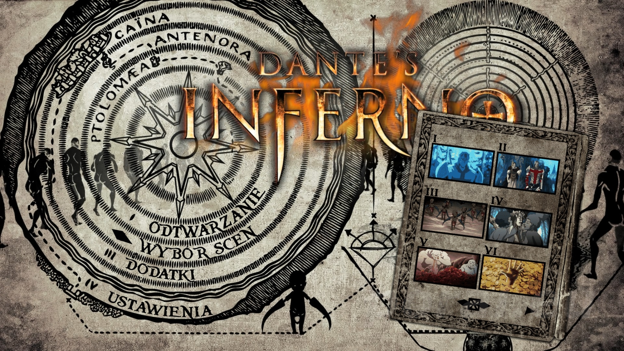 dante's inferno an animated epic Movie: dante's inferno: an animated epic (2010) – dante journeys through the nine circles of hell -- limbo, lust, gluttony, greed, anger, heresy, violence, fraud and treachery -- in search of his true love, beatrice | download torrents at zooqle.