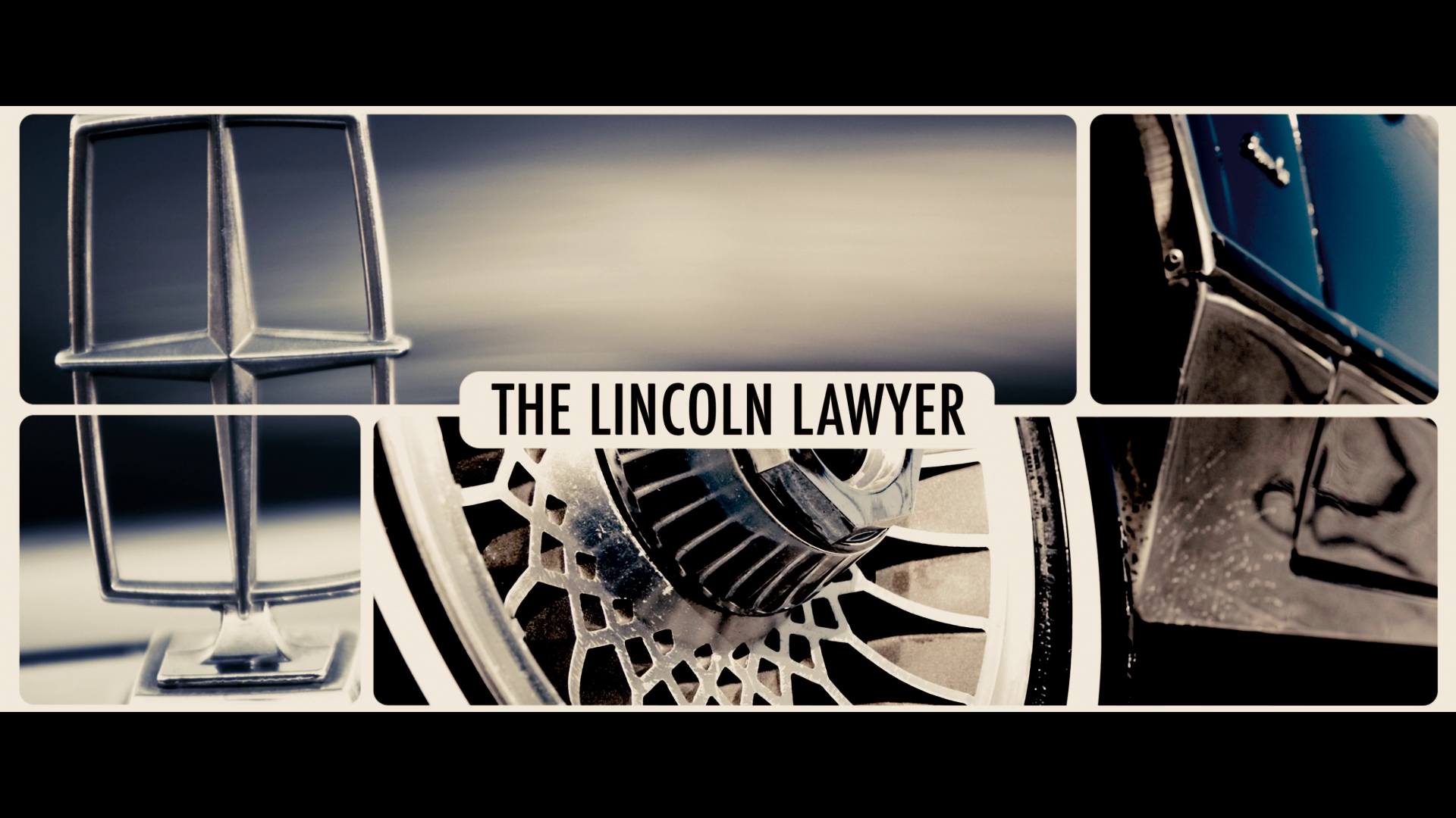the lincoln lawyer The lincoln lawyer is a 2011 american legal thriller film adapted from the novel of the same name by michael connelly , starring matthew mcconaughey , ryan phillippe , william h macy , bryan cranston and marisa tomei.