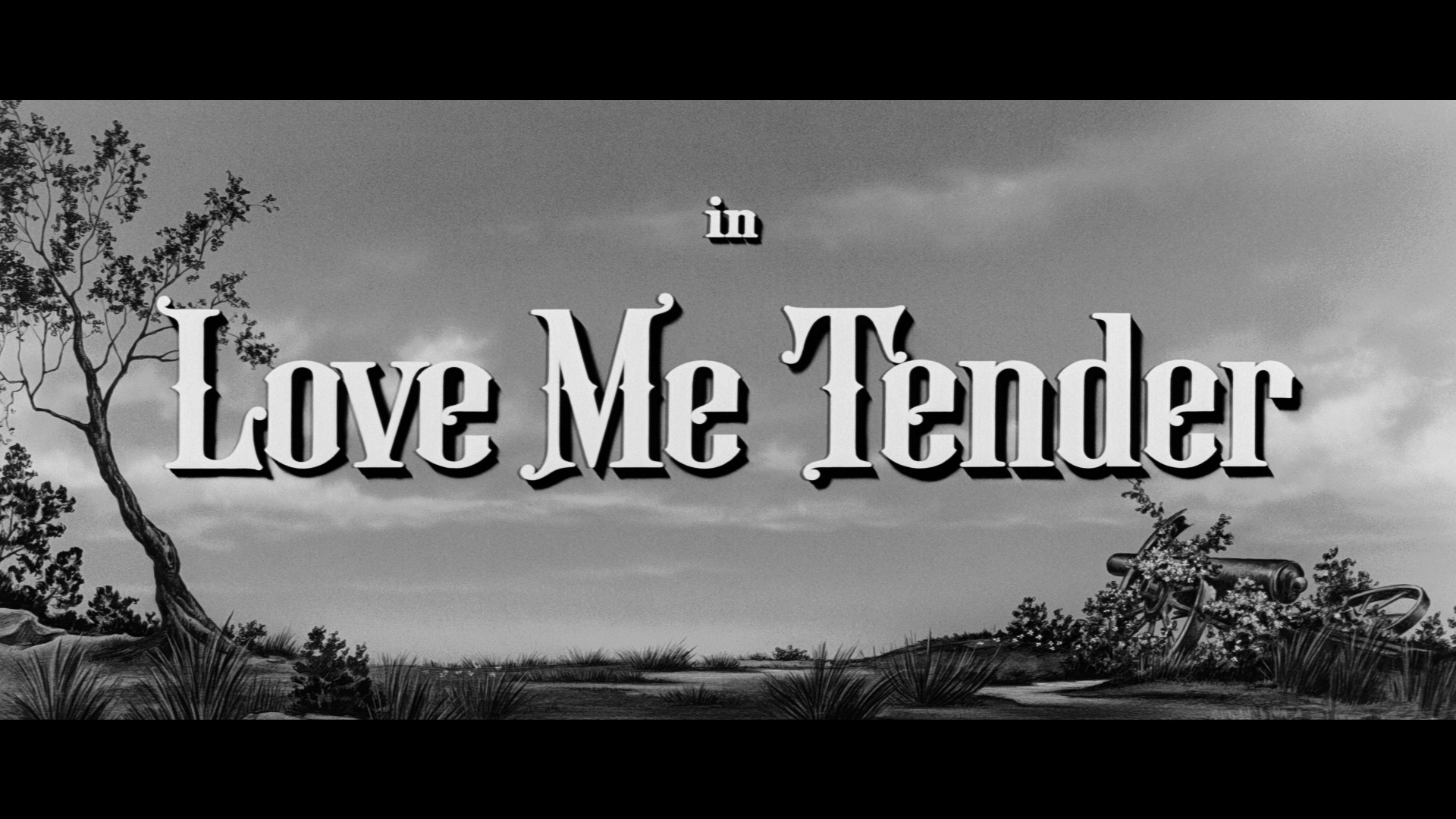 kochaj mnie czule love me tender 1956 film blu ray. Black Bedroom Furniture Sets. Home Design Ideas