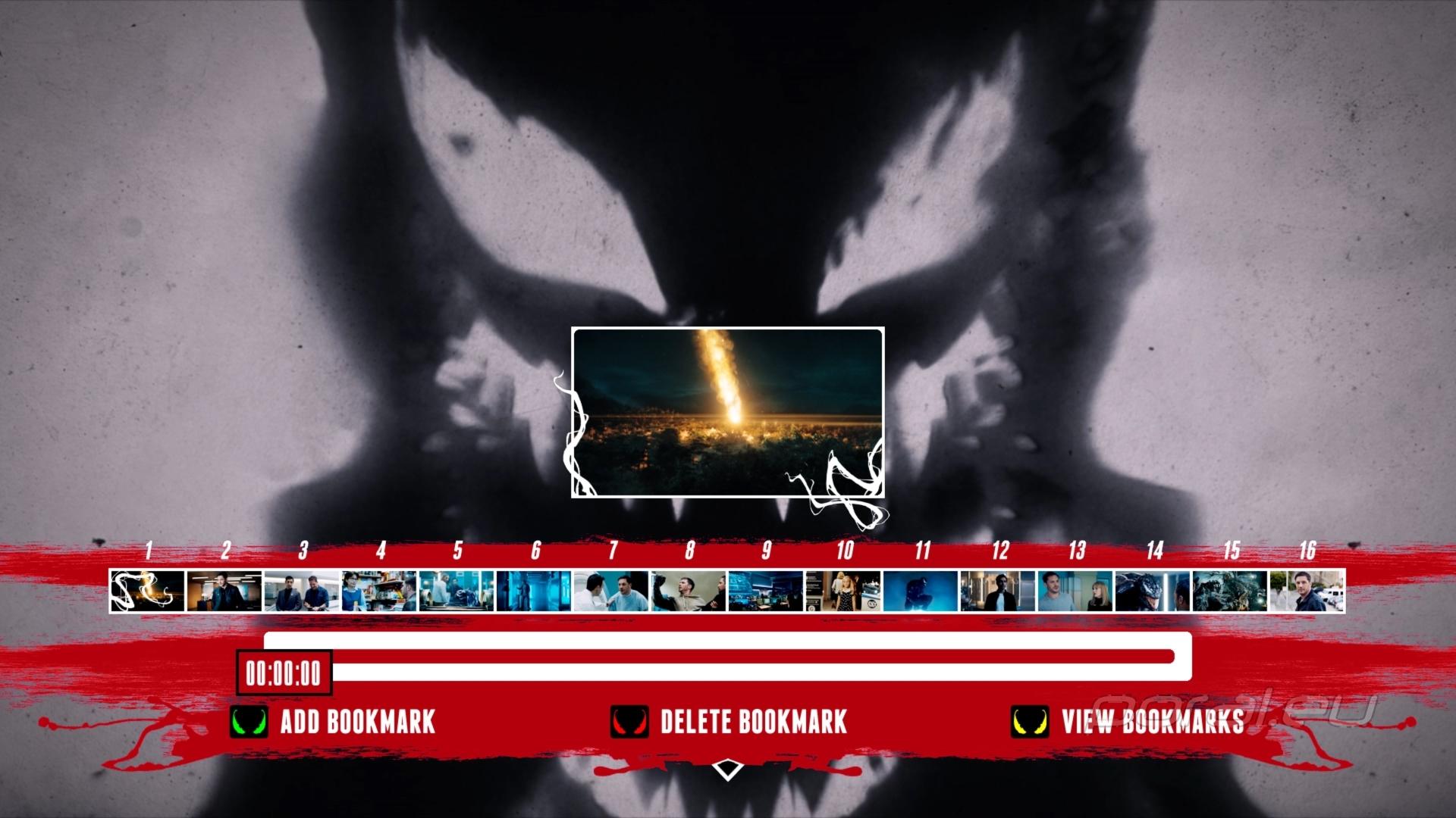 Venom (2018) Film Blu-ray