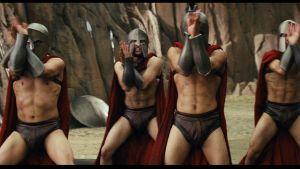 meet the spartans screener